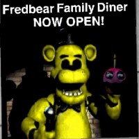 Five Night's At Golden Freddy's