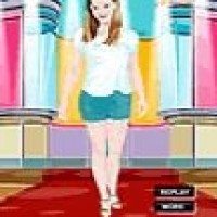 Kay Panabaker Dress Up