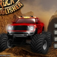 Absotruckinlutely!: Monster Truck Game