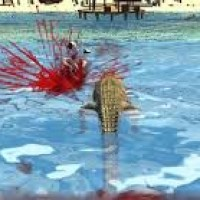 Crocodile Simulator Beach Hunt