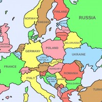 Geography Game: Europe