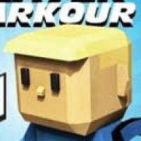 Kogama 4 Player Parkour
