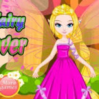 Little Fairy Makeover Game