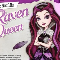 Raven Queen Special Room